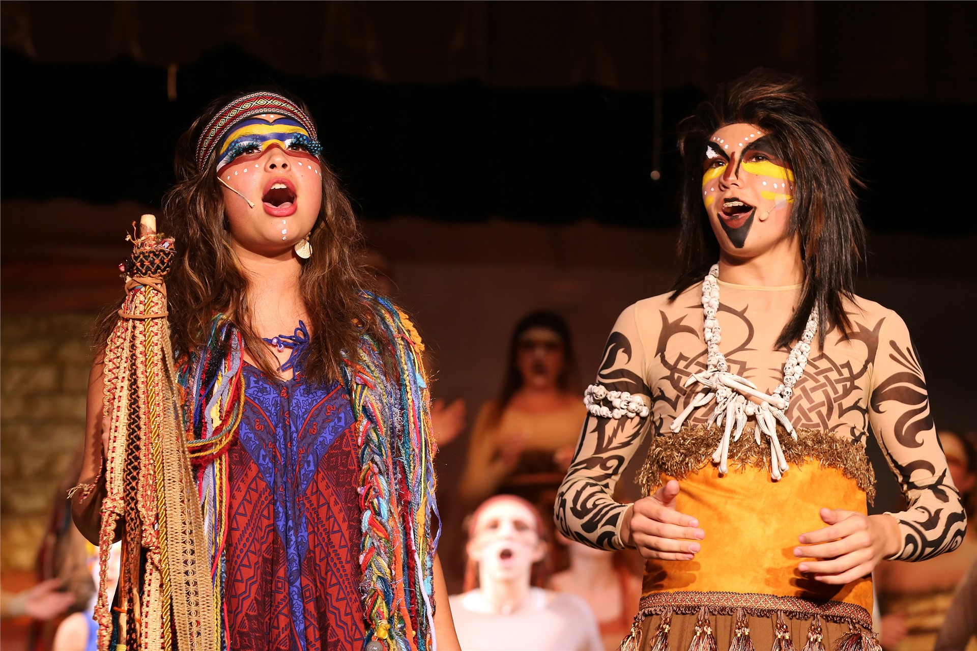 Middle School Play: Disney's The Lion KIng