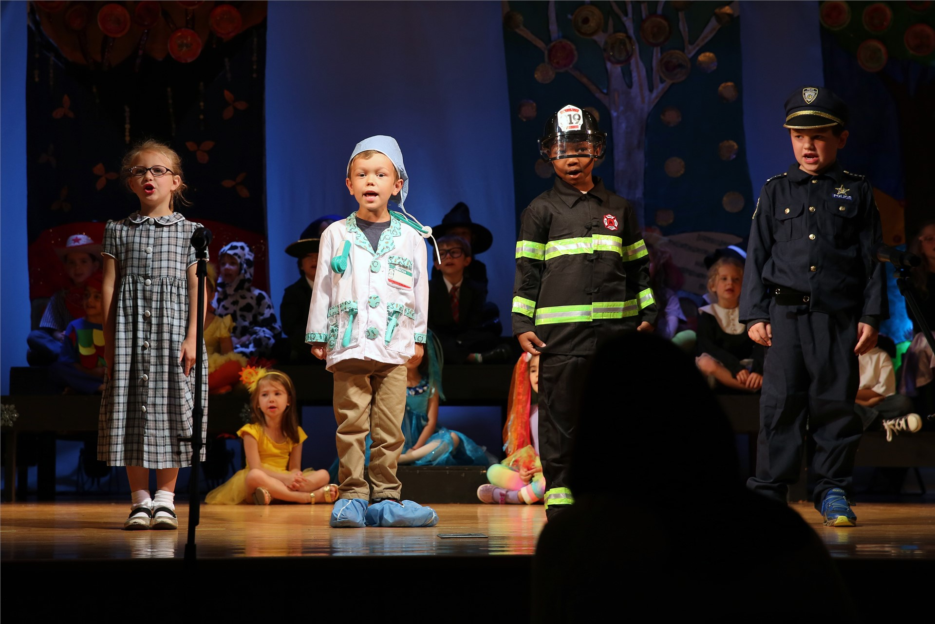 Kindergarten Play: Through the Year