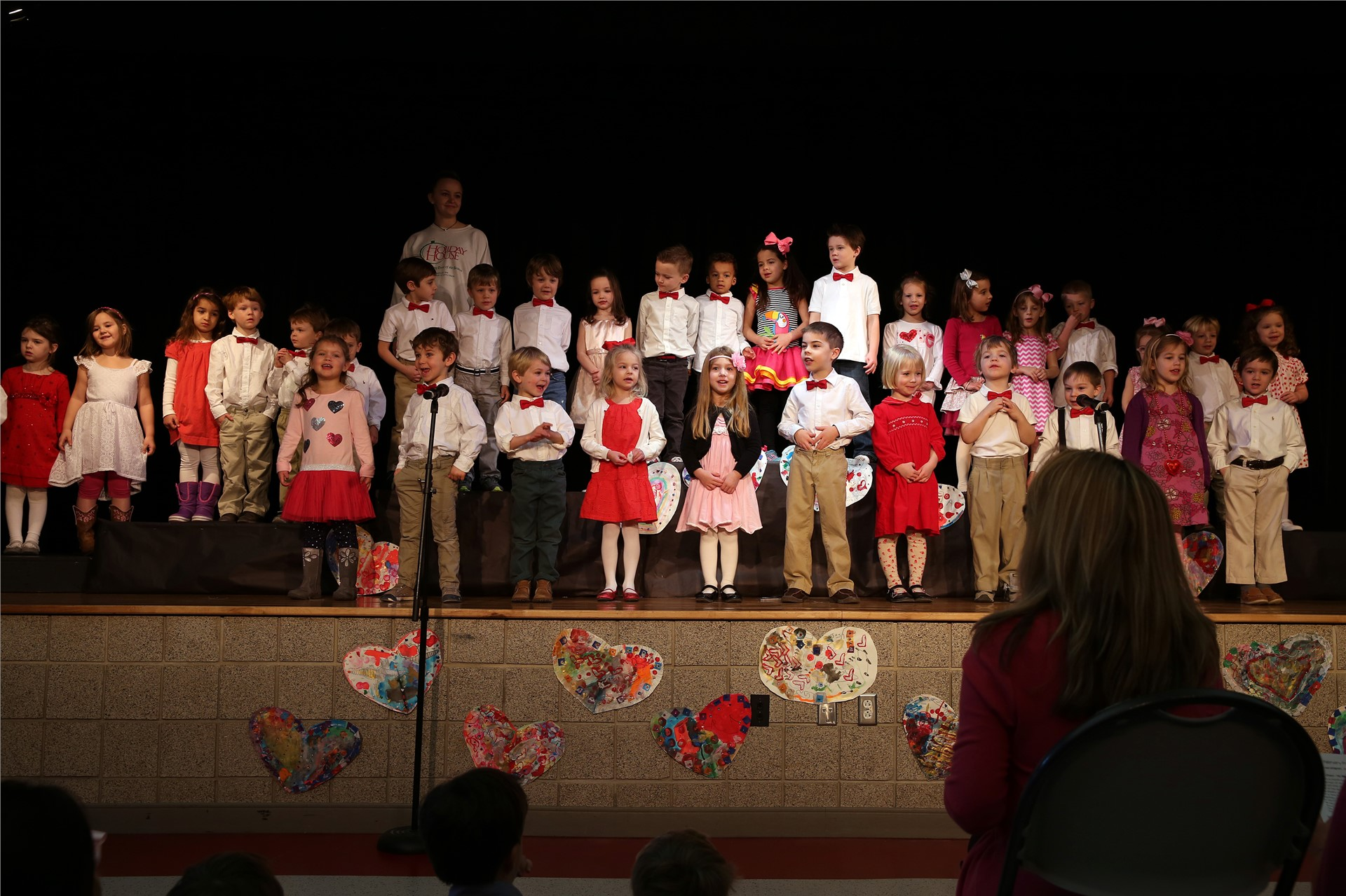 Pre-K 4: Valentine's Day Program