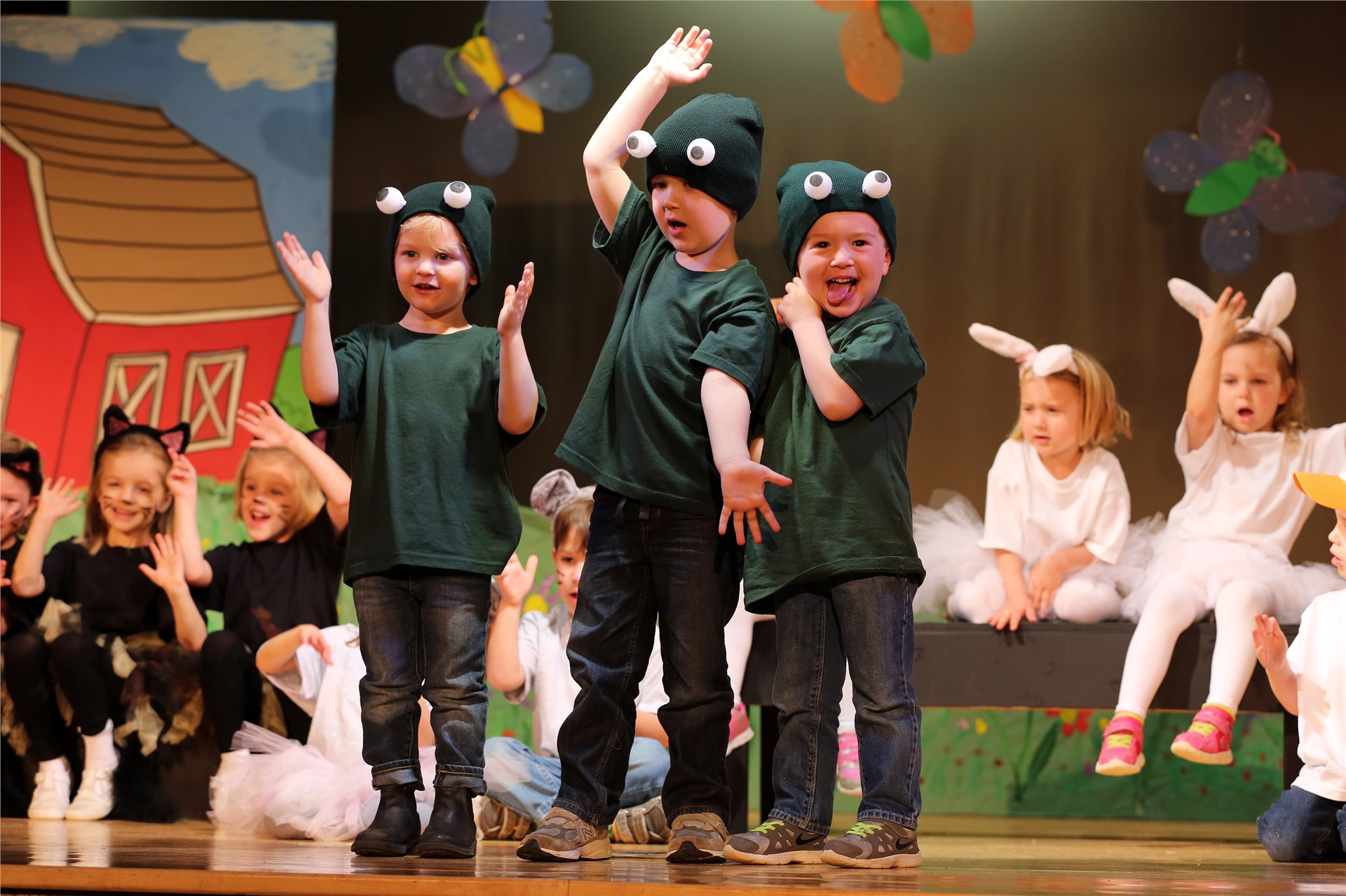Pre-K 3: Springtime on the Farm