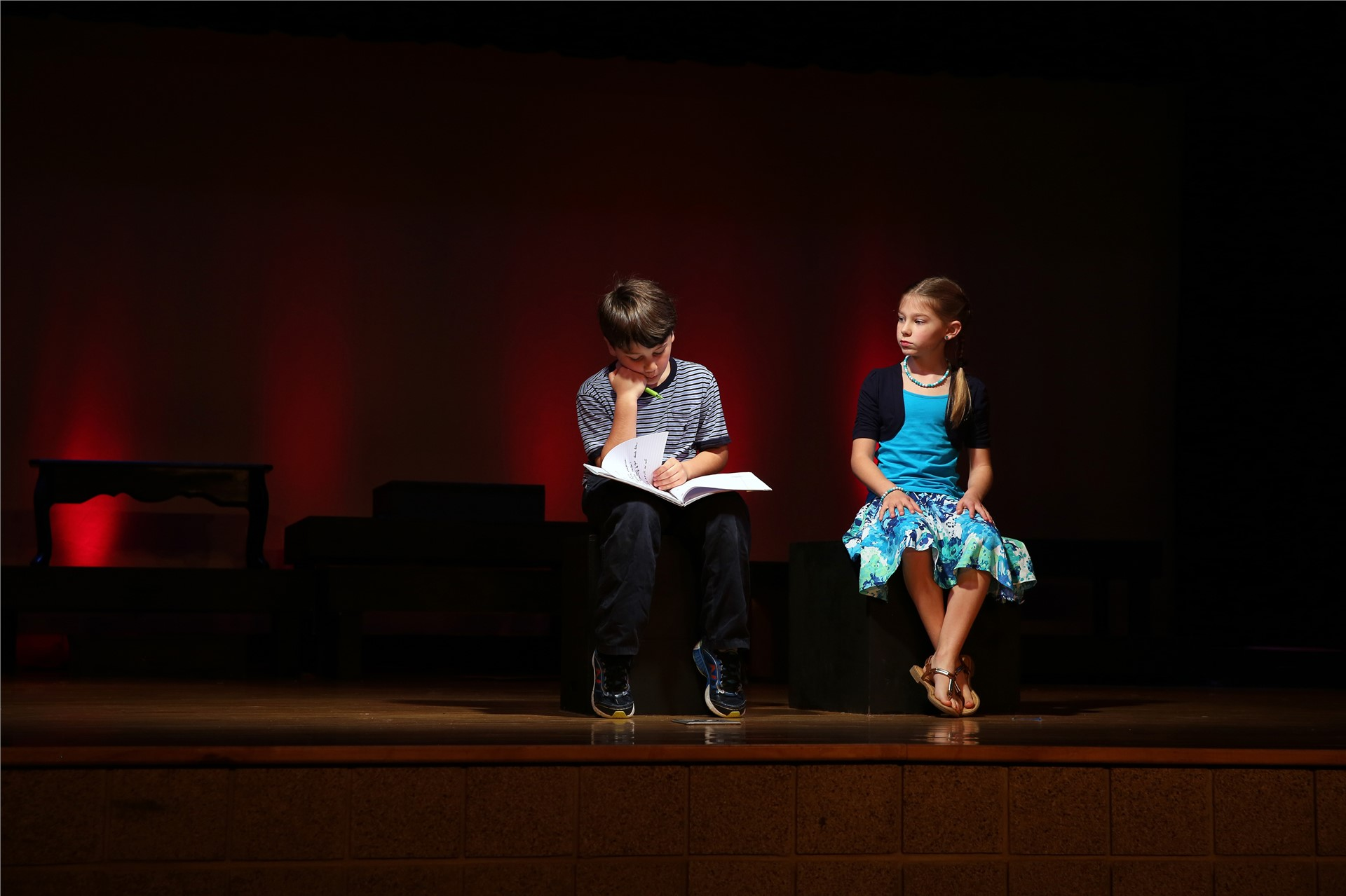 2nd Grade Play: Imagine