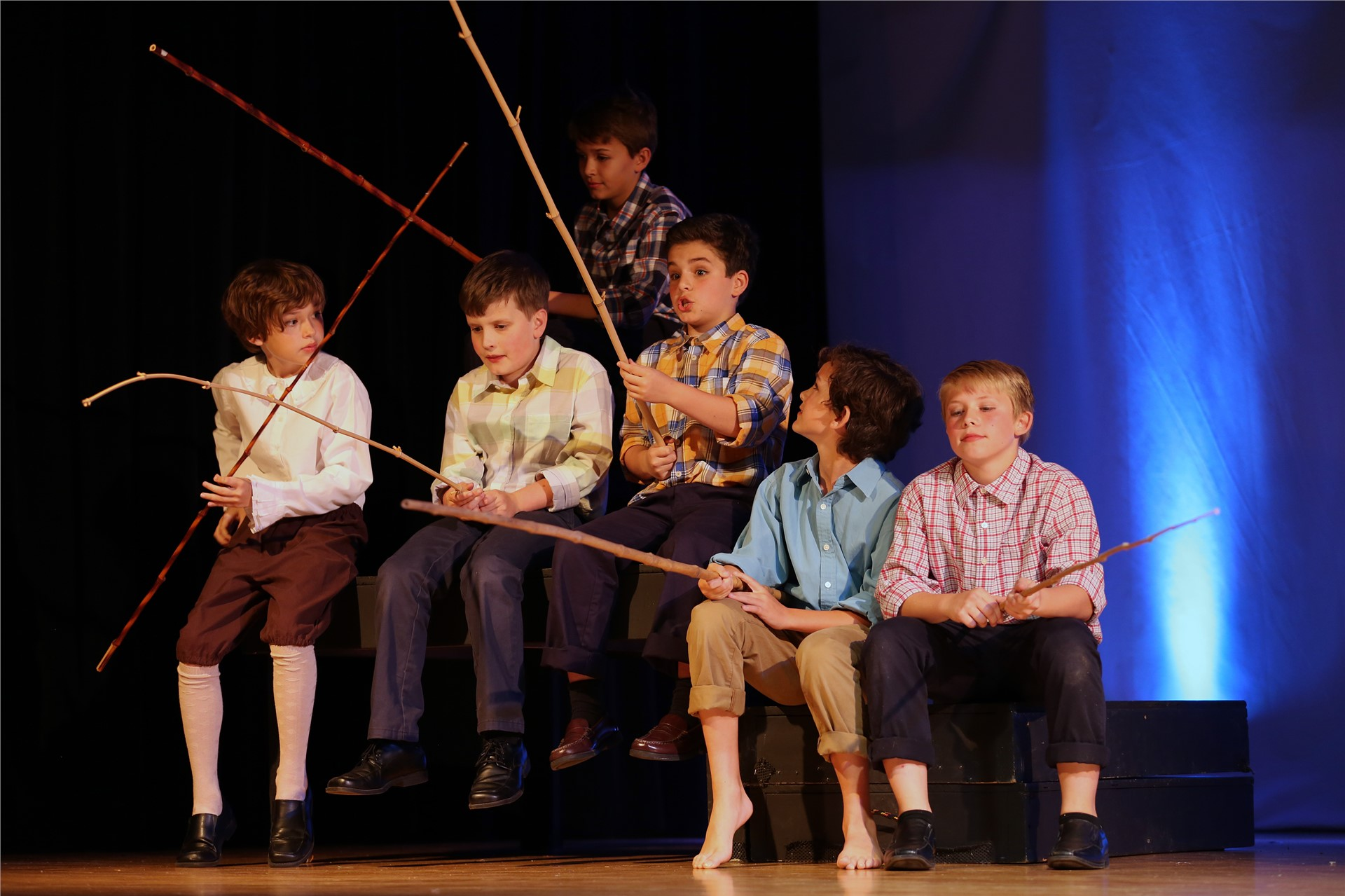 5th Grade Play: Tom Sawyer