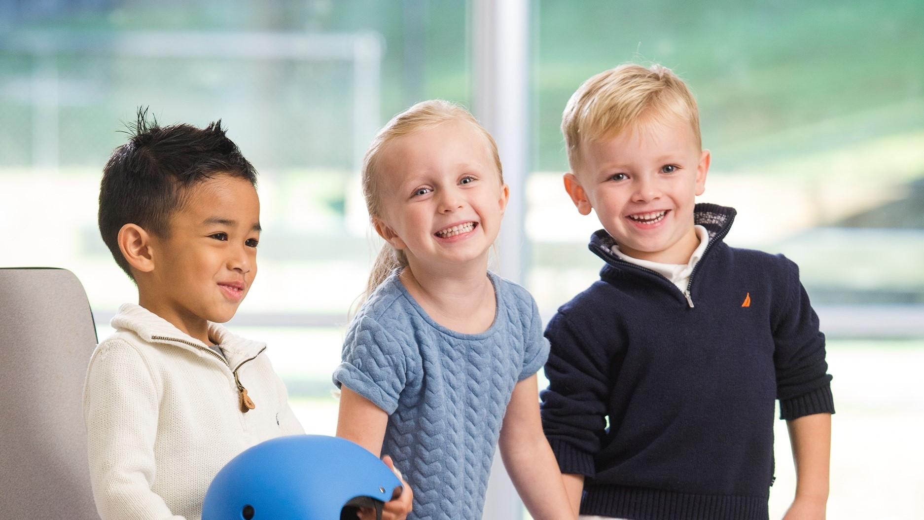 Slideshow Image - Elementary Gym