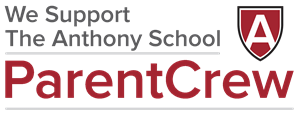ParentCrew Logo - We Support the Anthony School