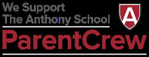 ParentCrew Logo - We Support the Anthony School