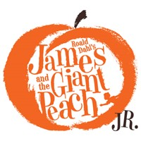James and the Giant Peach Jr logo